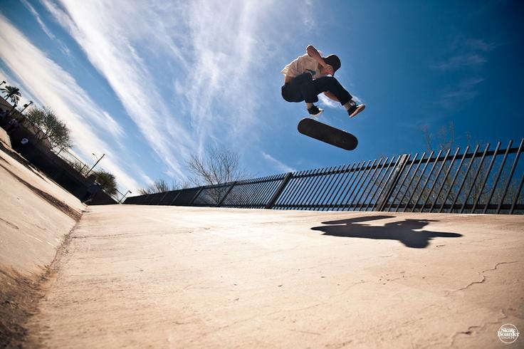 skateboard tricks kickflip off bank Skateboard art