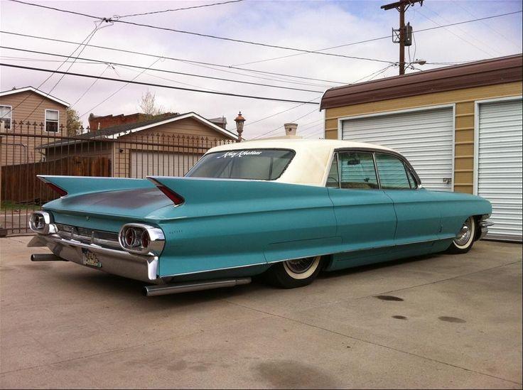 1961 Cadillac 1961 Cadillac Fleetwood Denver Co Owned