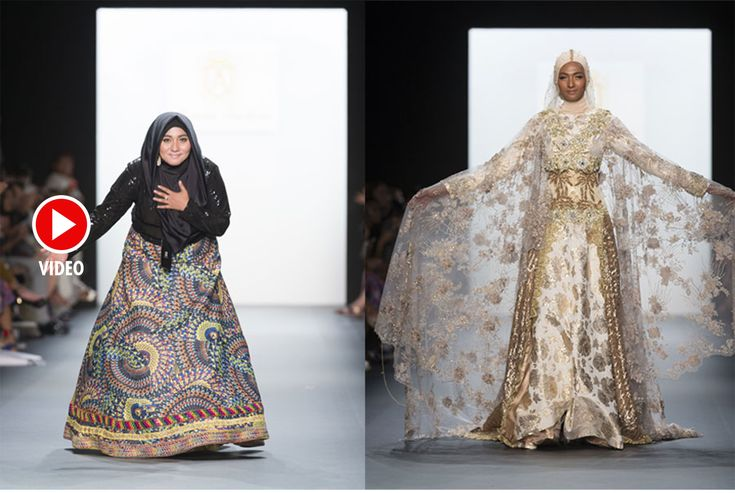 Video:+Anniesa+Hasibuan+Tampil+di+New+York+Fashion+Week