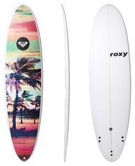 ROXY SWEETHING MINI MAL SURFBOARD - PALM TREE on http://www.surfstitch.com