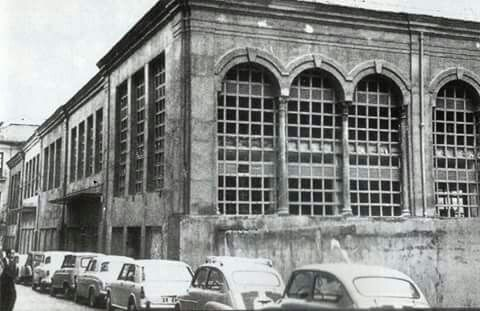 Mercado san agustin años 60