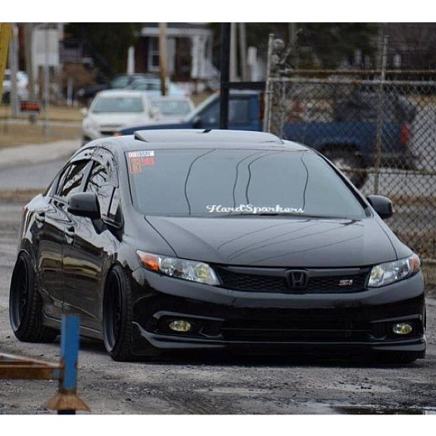 Not a fan of civics but this is meean