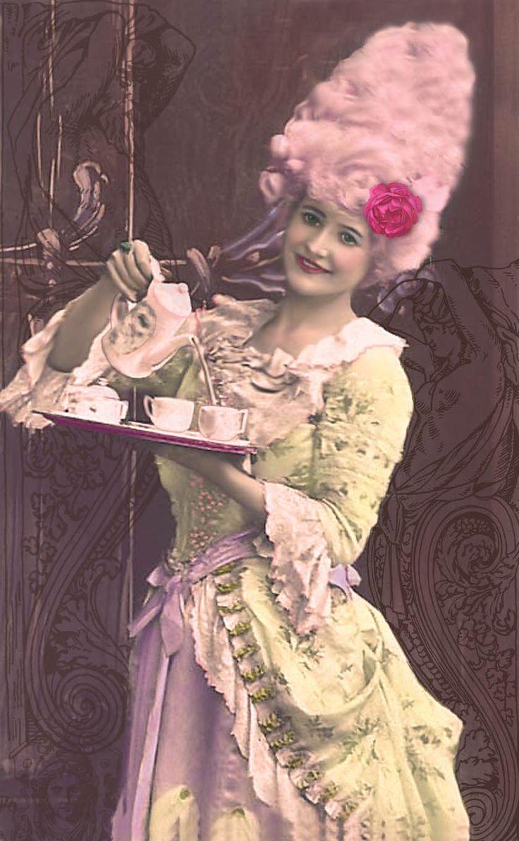 Let Them Drink Tea