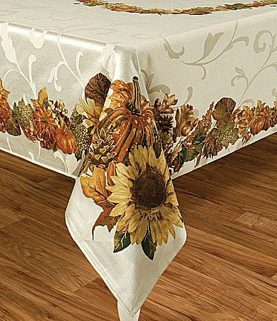 Noble Excellence Bountiful Table Linens Dillards Table