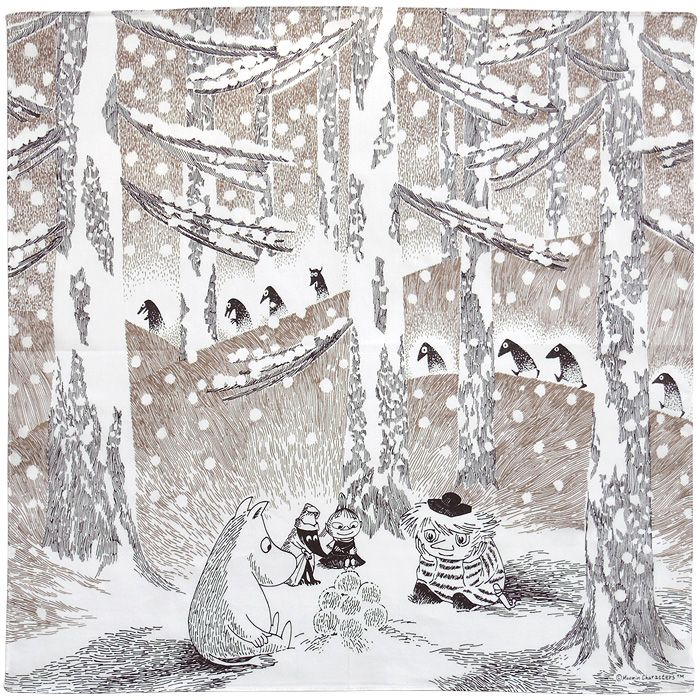:: Sweet Illustrated Storytime :: Illustration by Tove Jansson