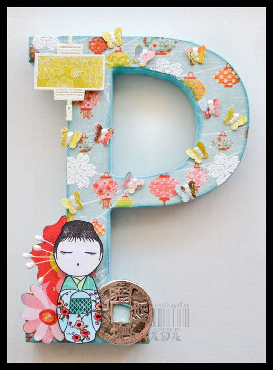 Creativa4all » SCRAPBOOKING: CON P DE PAULA