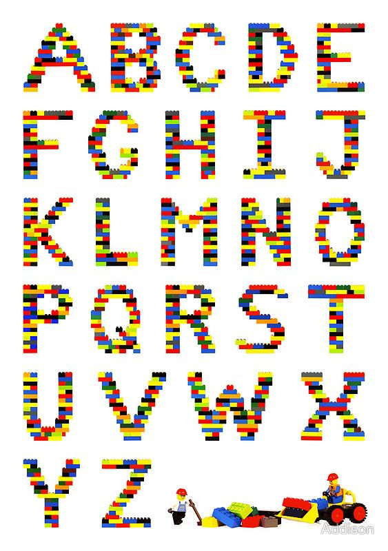 lego letters - Google Search