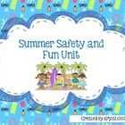 You can use these posters and activities to teach and assess your students on summer safety. This packet includes tips for sun, pool and beach safe...
