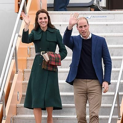 Photos: The 8 Best Photos From Prince William and Princess Kate's Fourth Day in Canada