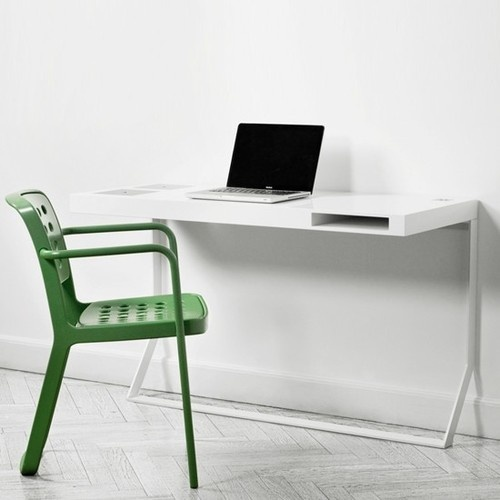 Shed All The Unnecessary Distractions And Simplify Your Work Space With The  Milk Mini Table. Every Last Detail Was Considered In The Design And  Construction ...