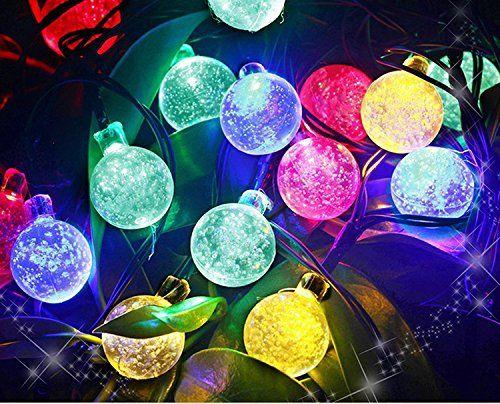 Les 25 meilleures id es de la cat gorie guirlande solaire - Guirlande lumineuse interieur ikea ...