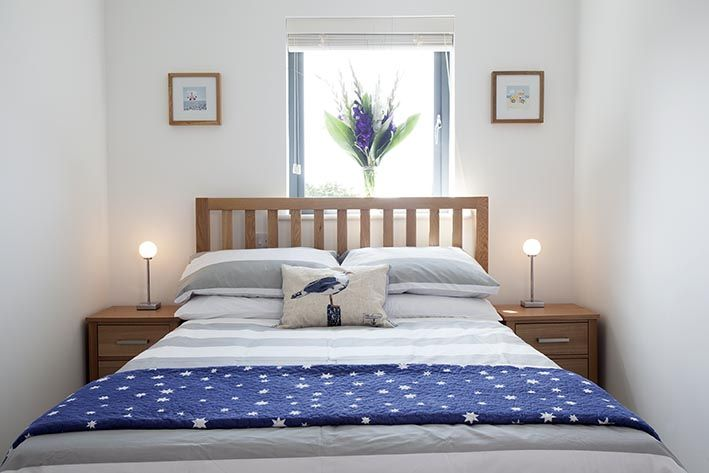 Double bedroom at Clifden
