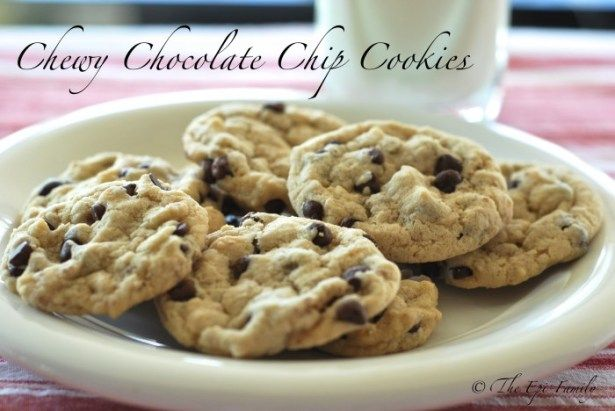 The All-American Chocolate Chip Cookie!  Say no more!  No child should ever be without a chocolate chip cookie from time to time.  I have vivid memories of coming home from school and walking into …