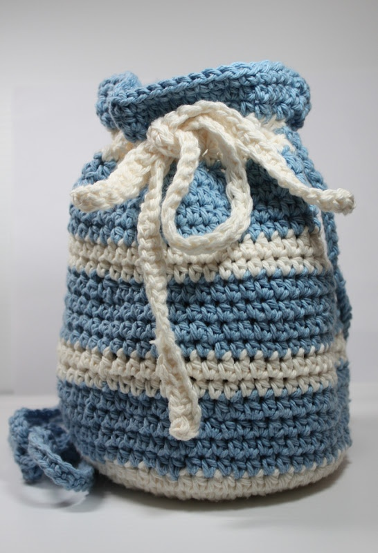 Knitting Pattern For A String Bag : 77 best images about Bags - Knitting and Crochet Patterns ...