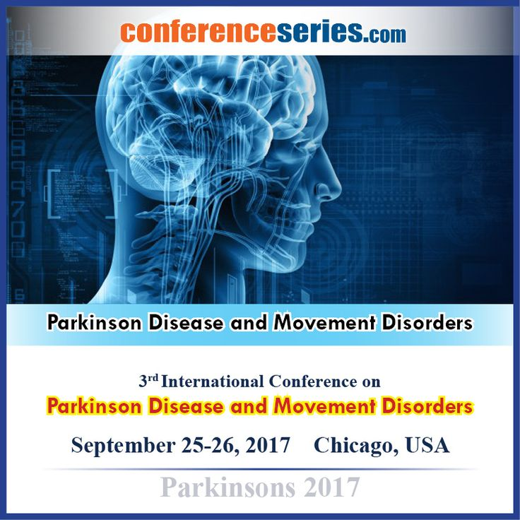 3rd International Conference on #Parkinson's Disease & #Movement_Disorders September 25-26, 2017 Chicago, USA