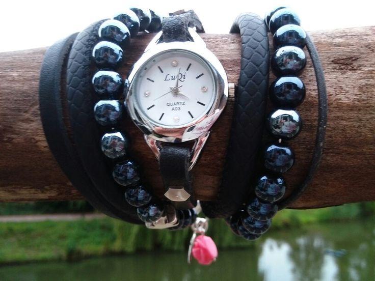 Spring Watch Wrap Arrogance