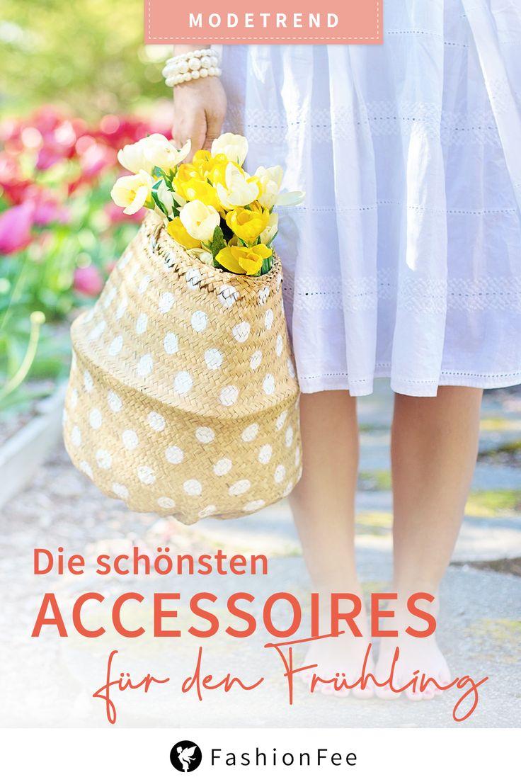 Frühjahrstrend: Die schönsten Accessoires – FashionFee.de