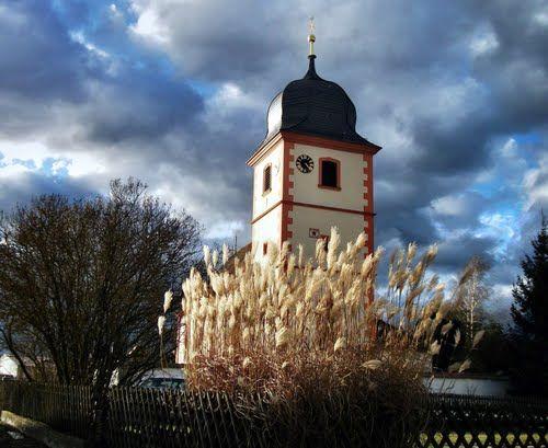 Burghaslach-Breitenlohe, Kuratiekirche Exaltatio S. Crucis (Neustadt an der Aisch-Bad Windsheim) BY DE