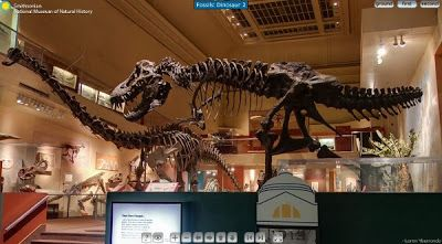 JueduLand Blog: Smithsonian National Museum of Natural History: panoramic virtual tour