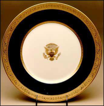 Wilson-343 - White House china - Wikipedia, the free encyclopedia