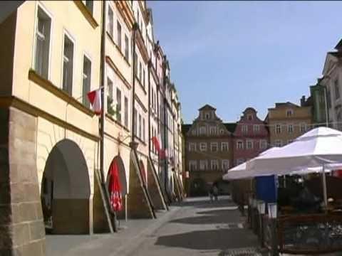 Riesengebirge und Hirschberg - YouTube