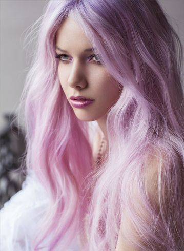 I love this colour from Dare Hair - Forget me not....http://www.darehaircolour.com.au/