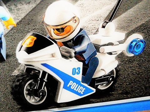Kinder Lego Fan: New LEGO City POLICE  2017POLICE LEGO City 60139 M...