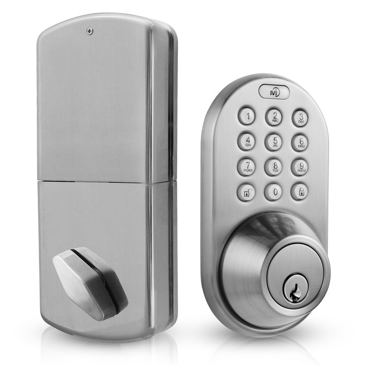 1000 ideas about keypad deadbolt on pinterest. Black Bedroom Furniture Sets. Home Design Ideas