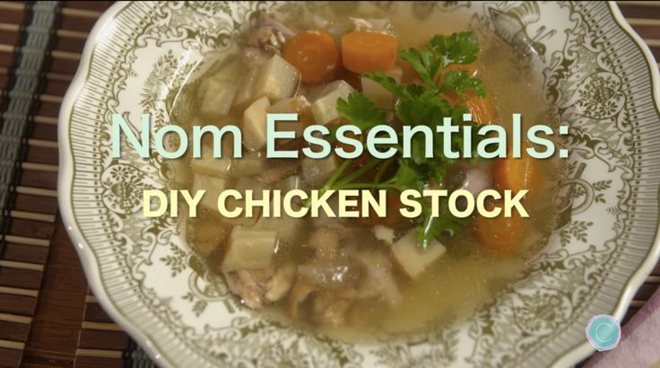 There's nothing more nourishing than Chicken Stock!  This is an adaptation of my mom's recipe. I always love when she makes it  and I'm happy to be sharing this video recipe with you today!   Note: the addition of apple cider vinegar actually helps remove essential  minerals such as calcium f