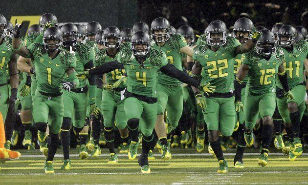 50 Shades Of Oregon Ducks Football Uniforms Oregon Ducks