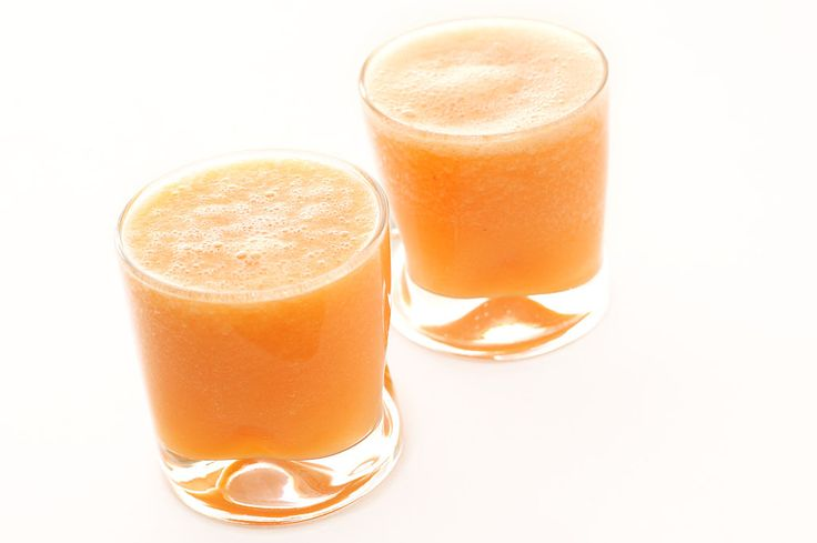 peer grapefruit smoothie
