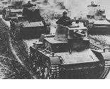 Sept 1st, 1939—Invasion of Poland: Hitler invades Poland using new strategy called Blitzkrieg. This swift, surprise attack leads to the fall of Poland in one short month.