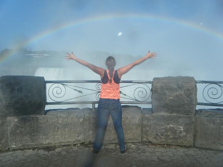 Niagara Falls Ontario! Beautiful!