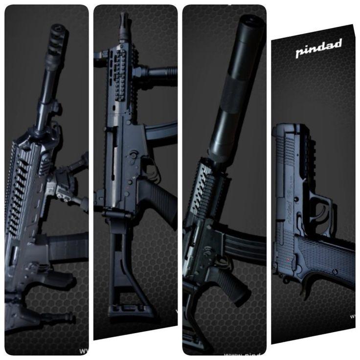 Senjata Pindad (Pindad)