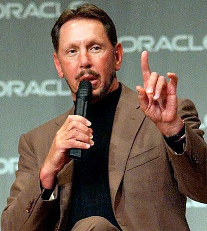 Larry Ellison is stepping down as Oracle's CEO, a position he has held at the company since he founded it in 1977.  #oracle #innovator #ceo #technews #socialmedia #technology #socialglims