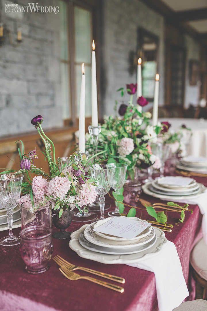 1438 best Wedding Table Settings images on Pinterest ...