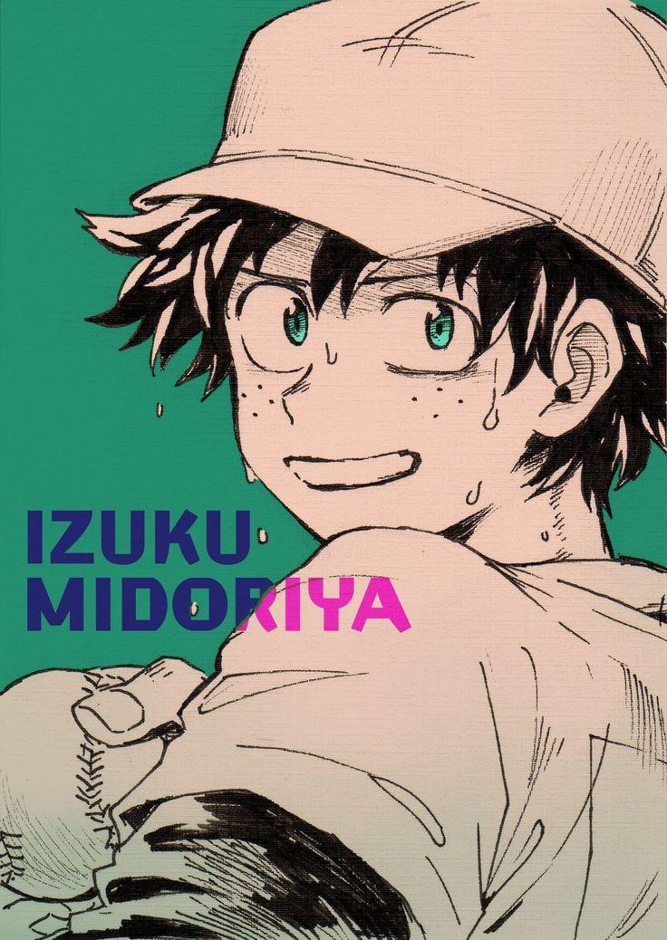 Midoriya Izuku♡