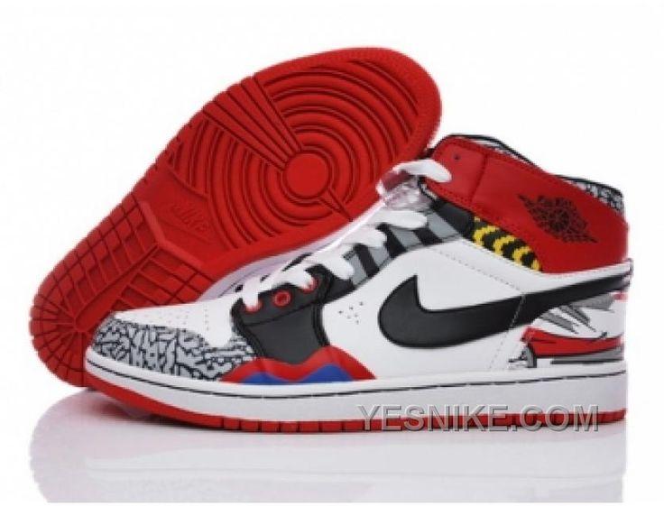 Air Jordan 1 Retro Special Chaussures Rouge