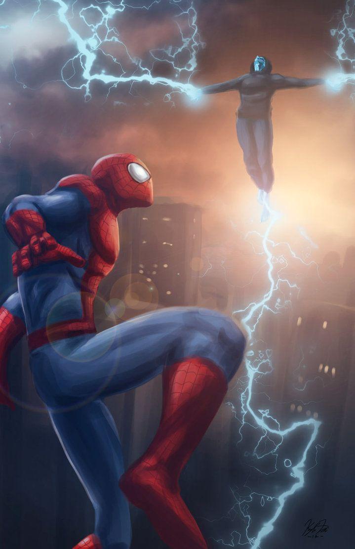 Spiderman by K-fry-express on deviantART