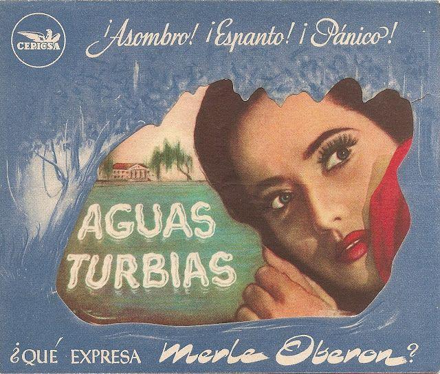 Programa de Cine - Aguas Turbias
