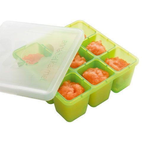 Freshfoods Freezer Tray Baby Food Recipes Baby Food Storage