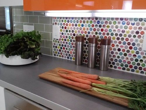 10 Creative Kitchen Backsplash Ideas Kitchen Color