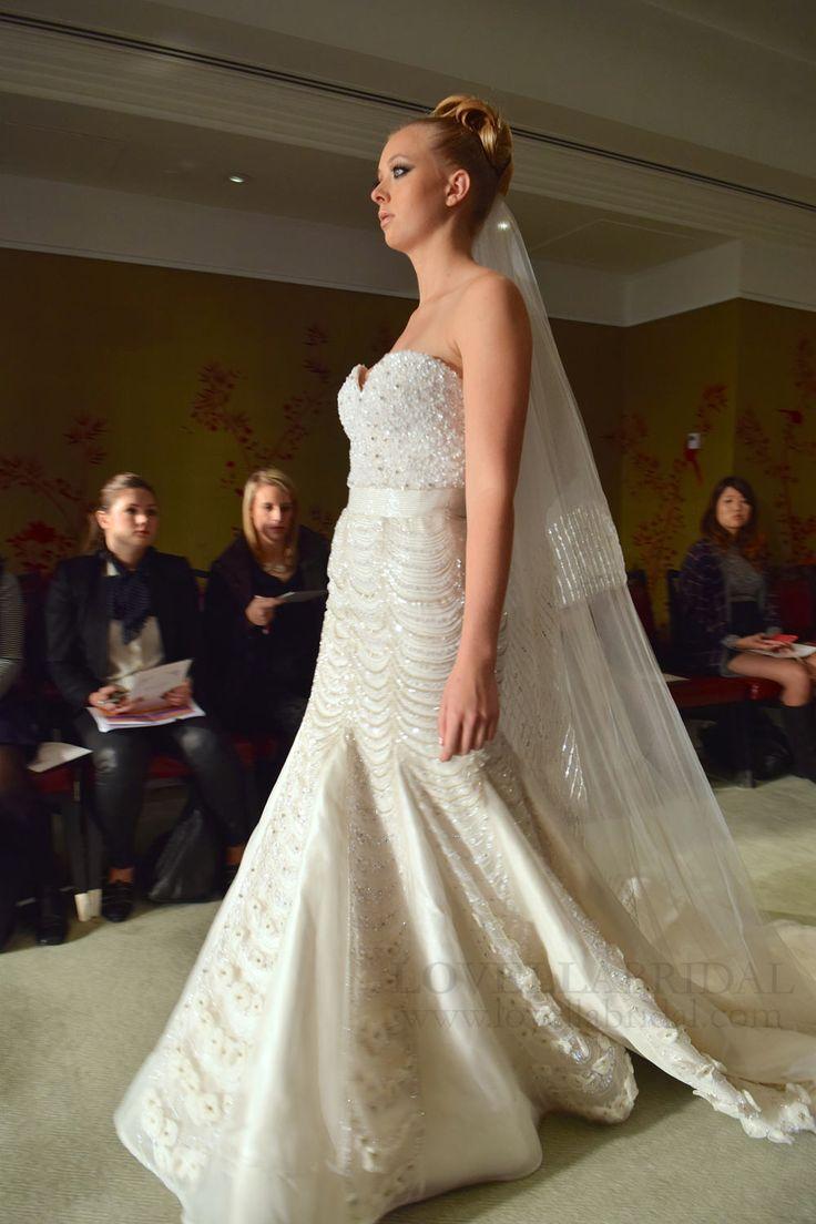 Jorge Manuel Fall Winter 2015 Wedding Dress Collection