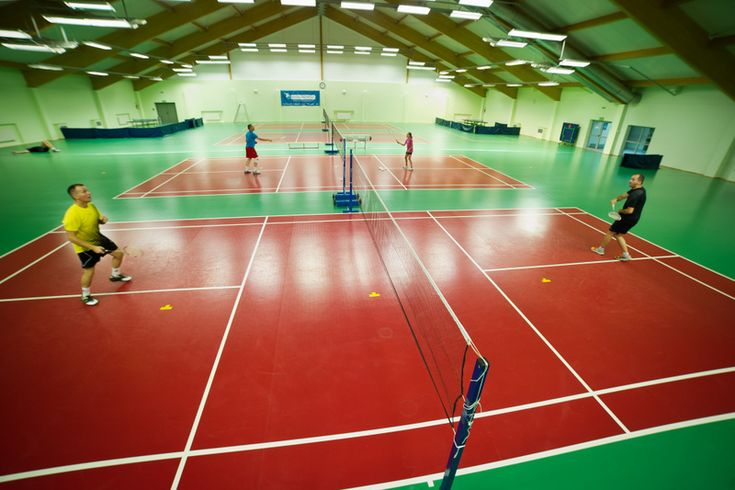 Badminton :)