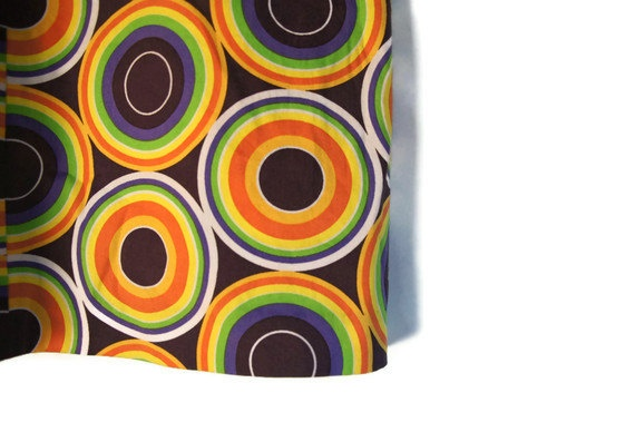 Vintage Psyhchedelic Retro Abstract rainbow: 1960S Minis, Minis Skirts, Minis Dog Qu, Psyhchedel Retro, Rainbows Color, Abstract Rainbows, Retro Abstract, Vintage Psyhchedel, Vintage Clothing