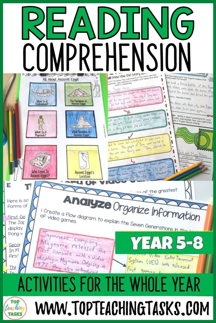 - Reading Comprehension Passages And Questions Mega Bundle Reading