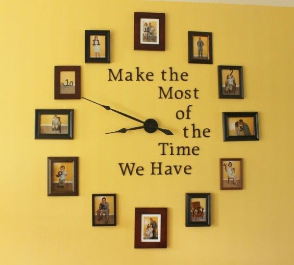 17 best 17 Diy Wall Clock Designs That Can Beautify Your Home