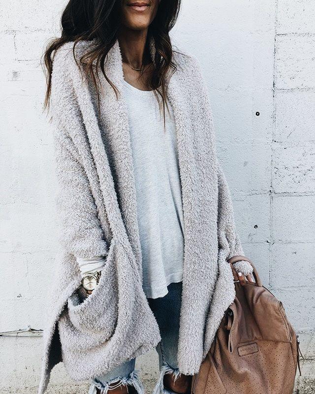 Winter wear. Comfy sweater