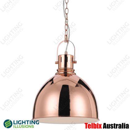 Copper Market Metal Shade Pendant Light - Modern Pendants - Pendant Lighting - Lighting