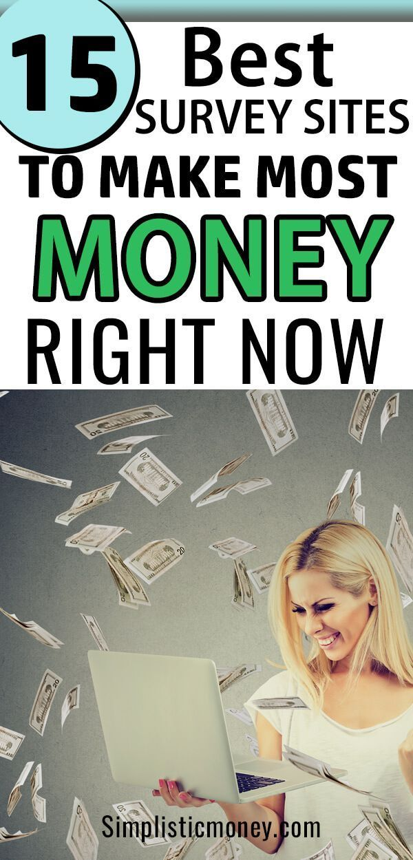 15 Best Paid Survey Sites To Make Money Online In 2019 Survey